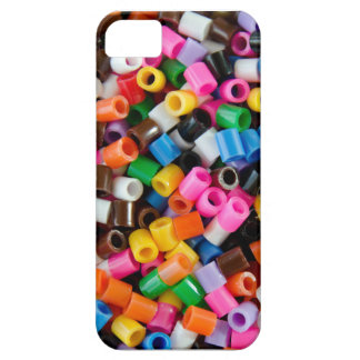Multi Coloured Beads pattern iPhone  Case