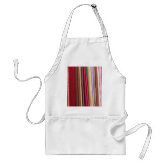 Multi Coloured Cloth Fabric Pattern Aprons