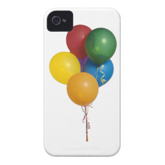 Multi Coloured Party Balloons Case-Mate Blackberry Case
