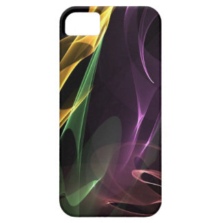 Multi-coloured Pattern iPhone 5 Case