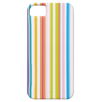 Multi Coloured Stripes iPhone 5 Case