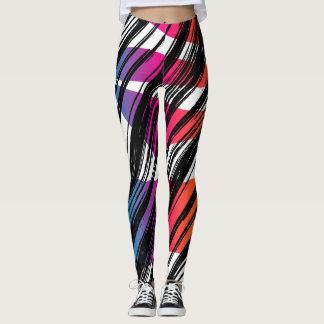 Multi-couleurs leggings