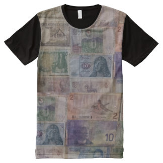 Multi-Cultural Denomination All-Over Print T-Shirt