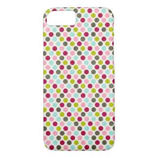 Multi Dots Skin iPhone 7 Case