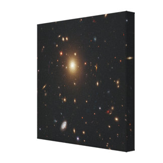Multi-Galaxies Canvas Print