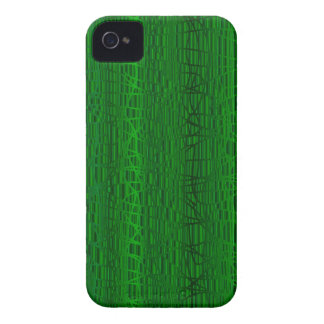 Multi Green Colour Background Case-Mate iPhone 4 Case