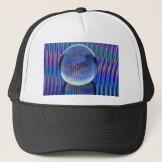 Multi Lights in the globe2 Trucker Hat