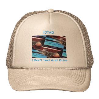 multi-message hat