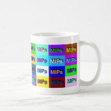 multi MIPs logo mug