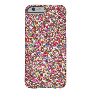 Multi Sequins Reds Sparkle Glitter Bling iPhone 6  Barely There iPhone 6 Case