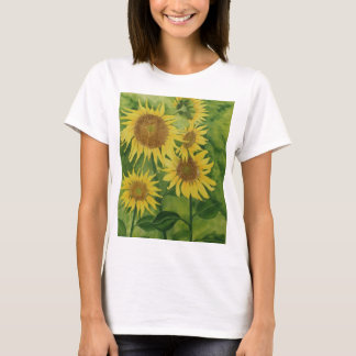 multi sunflowers T-Shirt