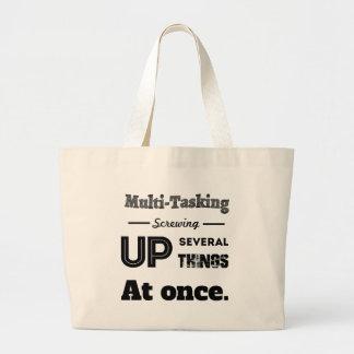 Multi Tasking Definition Bag
