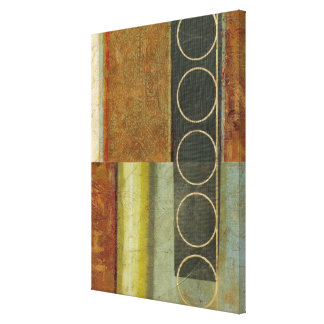 Multi-textured Abstract Painting by Vision Studio Canvas Print