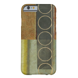 Multi-textured Abstract Painting by Vision Studio Barely There iPhone 6 Case