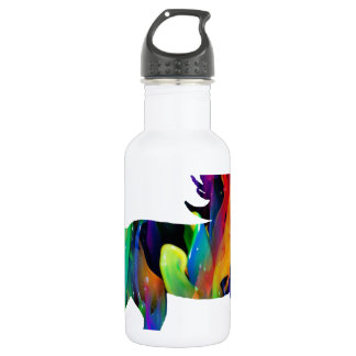 MULTICOLOR CABALLO 18OZ WATER BOTTLE