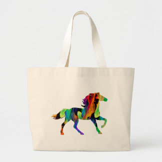 MULTICOLOR CABALLO PRODUCTS CANVAS BAGS