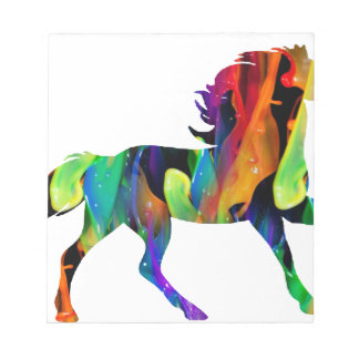 MULTICOLOR CABALLO PRODUCTS MEMO NOTEPAD