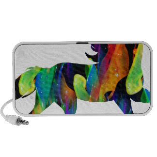 MULTICOLOR CABALLO PRODUCTS TRAVEL SPEAKER