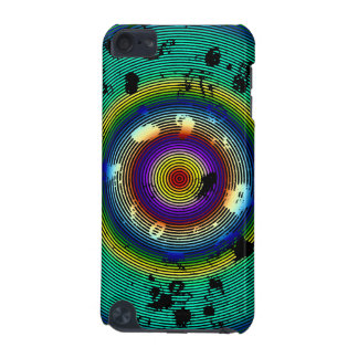 Multicolor Circled Pattern iPod Touch 5G Cases