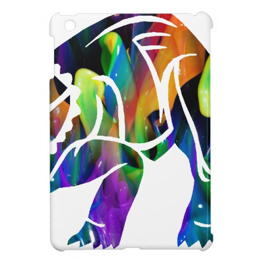 MULTICOLOR DINOSAURUS PRODUCTS CASE FOR THE iPad MINI