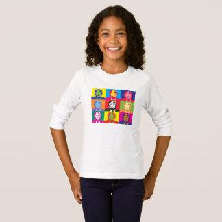 Multicolor Donald Trump T-Shirt