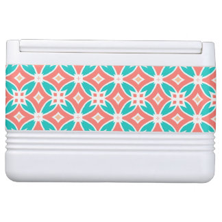 Multicolor Ethnic Pattern Igloo Cool Box