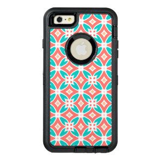 Multicolor Ethnic Pattern OtterBox Defender iPhone Case