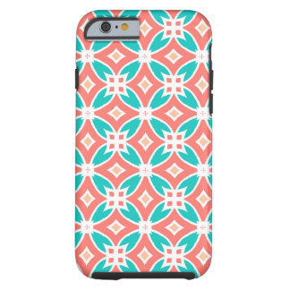 Multicolor Ethnic Pattern Tough iPhone 6 Case
