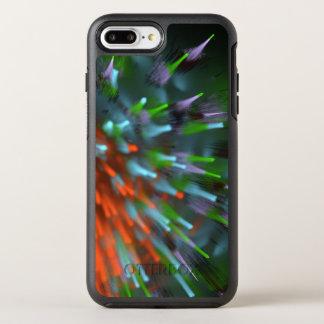Multicolor Fibers OtterBox Symmetry iPhone 8 Plus/7 Plus Case