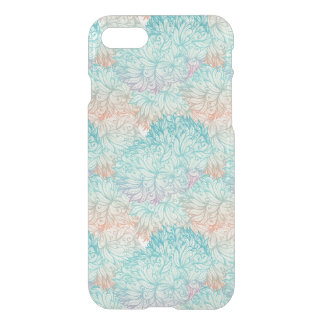 Multicolor Floral Doodle Pattern iPhone 8/7 Case