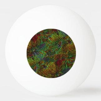 Multicolor metallic floral pattern
