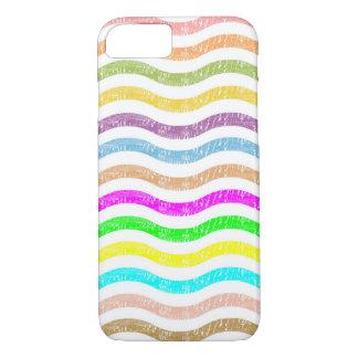 Multicolor modern iPhone 7 Case