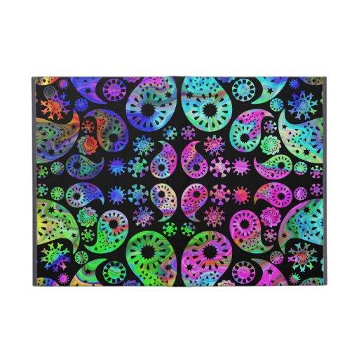 Multicolor Paisley Design. iPad Mini Cover