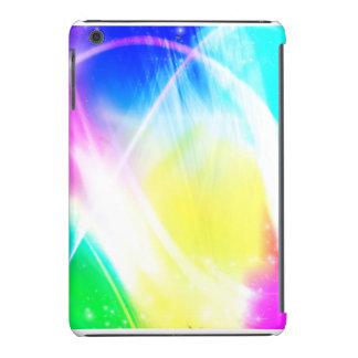 Multicolor Pastel Abstract Art iPad Mini Case