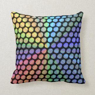 Multicolor Prism Effect Cushion
