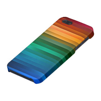 Multicolor Ribbon Stripe iPhone Case Cover For iPhone 5/5S