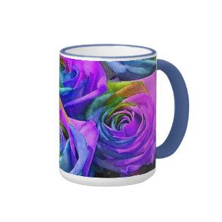 Multicolor Roses Mug