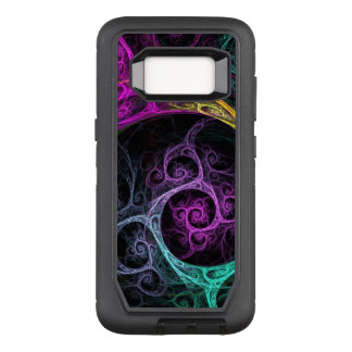 Multicolor Shapes OtterBox Defender Samsung Galaxy S8 Case