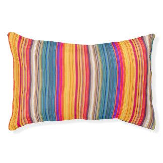 Multicolor Striped Pattern