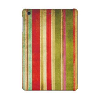 multicolor texture Case Savvy Glossy iPad Mini