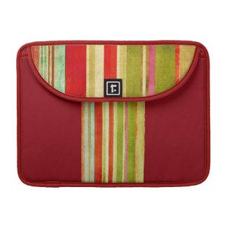 "multicolor texture Macbook Pro 13"" Sleeves For MacBook Pro"