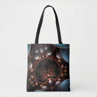 Multicolor Tote Bag