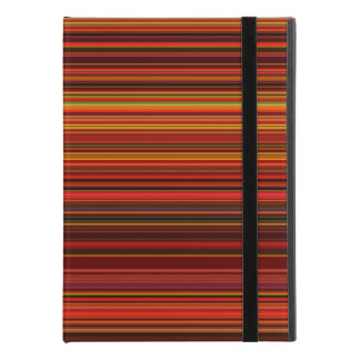 "Multicolor - Trendy Style - Stripe Pattern iPad Pro 9.7"" Case"
