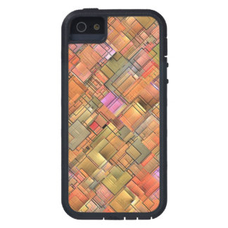 Multicolored Abstract Background. Colourful iPhone 5 Case