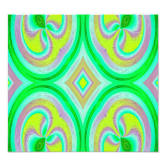 Multicolored abstract pattern photograph