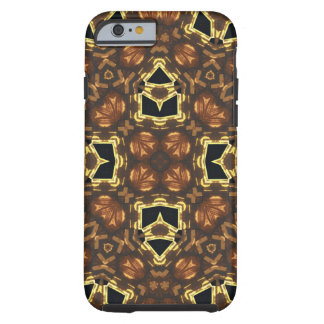 Multicolored Abstract Pattern Tough iPhone 6 Case
