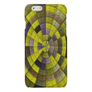 multicolored circle brick pattern iPhone 6 plus case