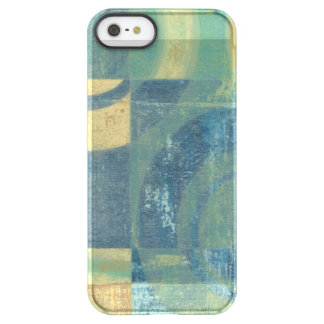 Multicolored Circles & Panels Permafrost® iPhone SE/5/5s Case