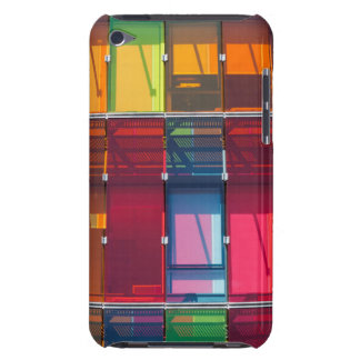 Multicolored commercial building detail iPod touch Case-Mate case