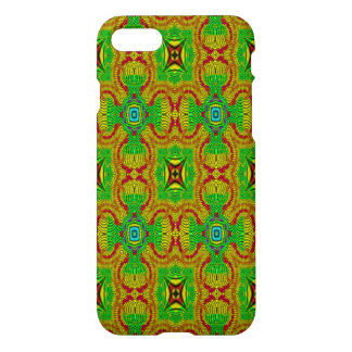 Multicolored cool abstract pattern iPhone 8/7 case